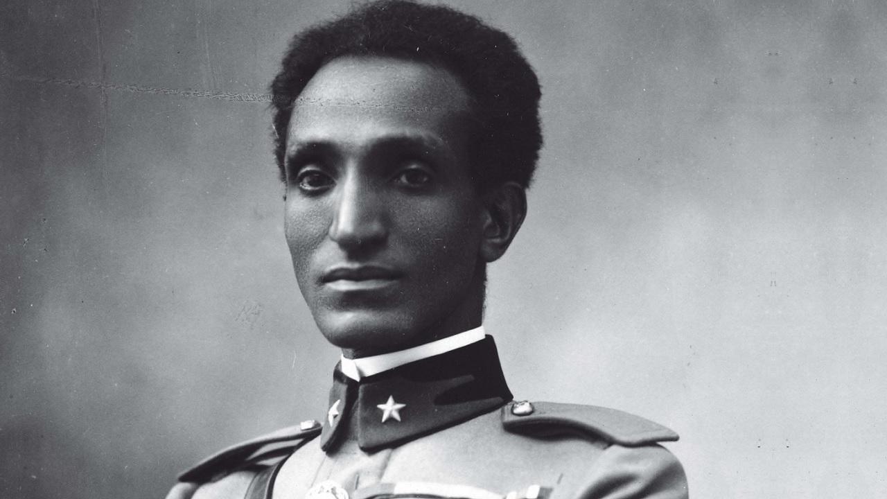 Domenico Mondelli, il primo aviatore nero