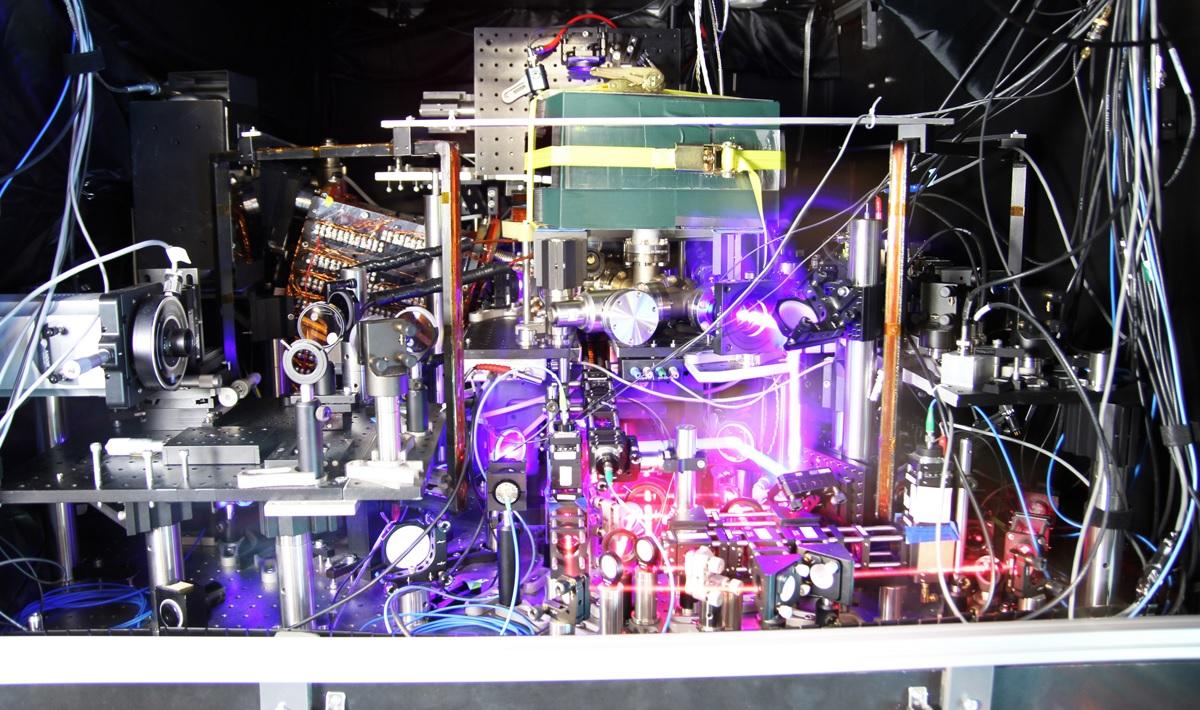 L'evoluzione degli orologi atomici