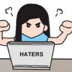 Gli haters sono degli psicopatici?