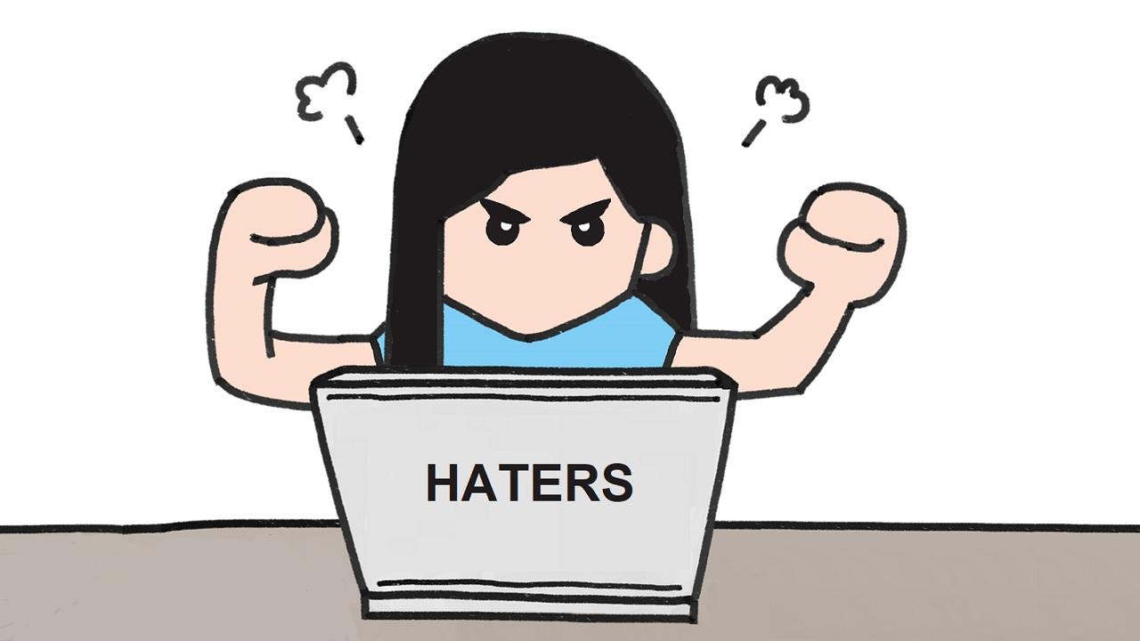 Haters e psicopatia