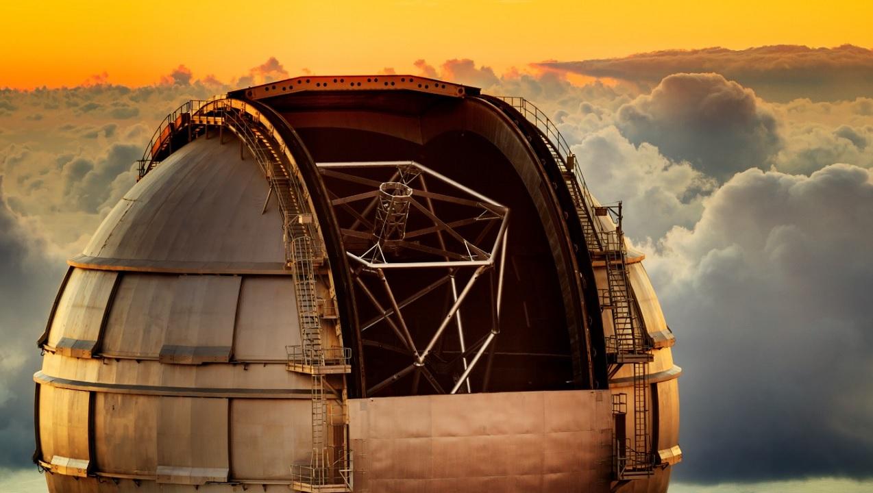 Il telescopio più grande del mondo