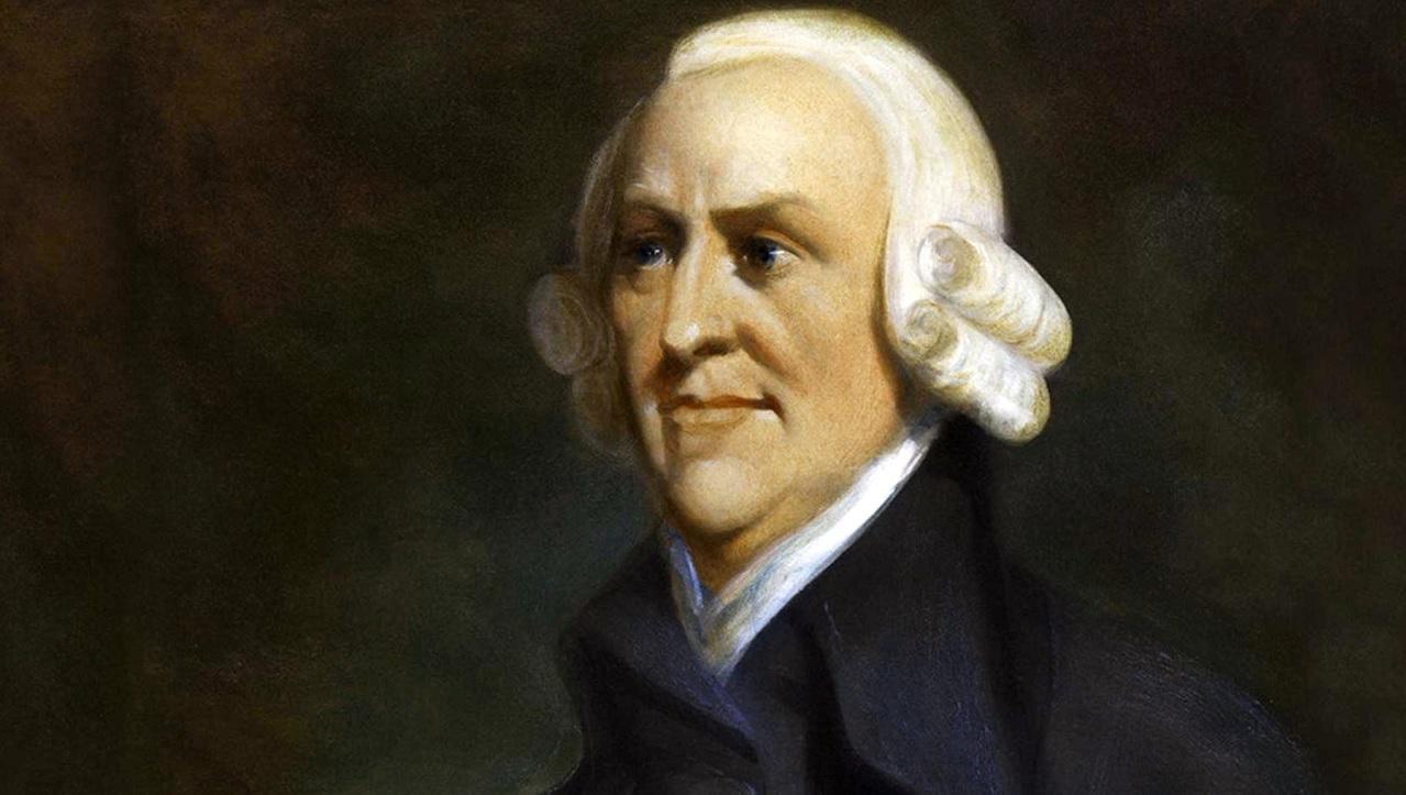 La mano invisibile di Adam Smith