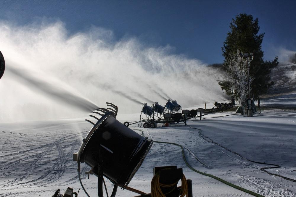 La neve artificiale è ecologica?