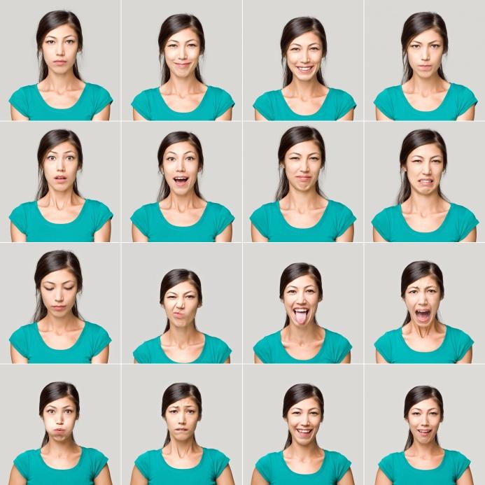 Le espressioni facciali sono universali?
