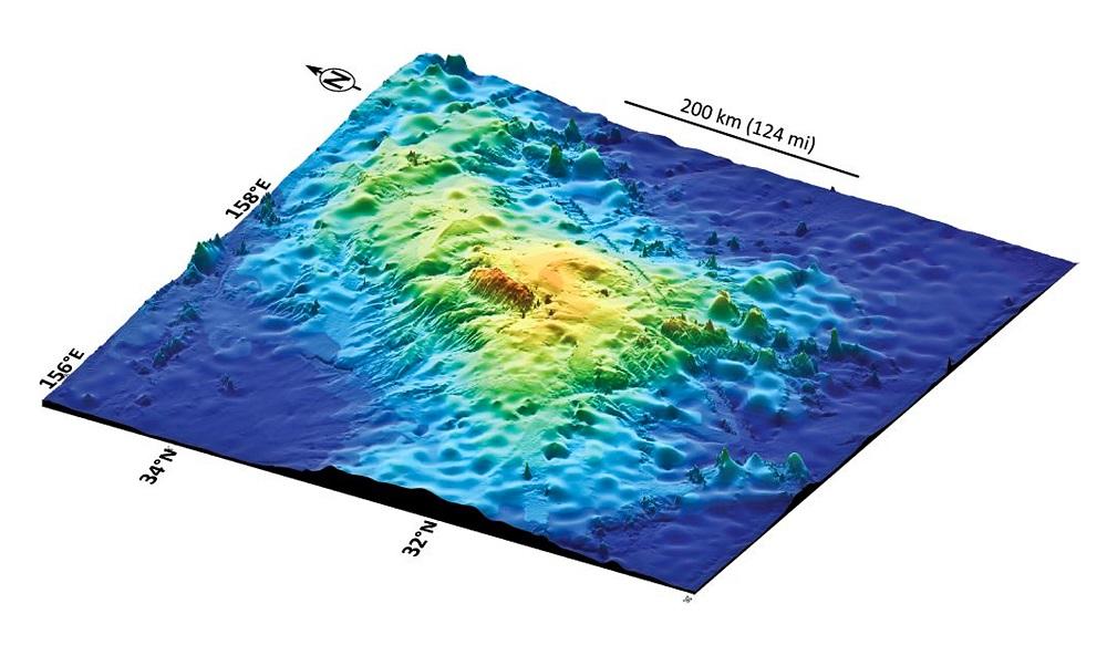 Qual è il più grande vulcano del mondo?