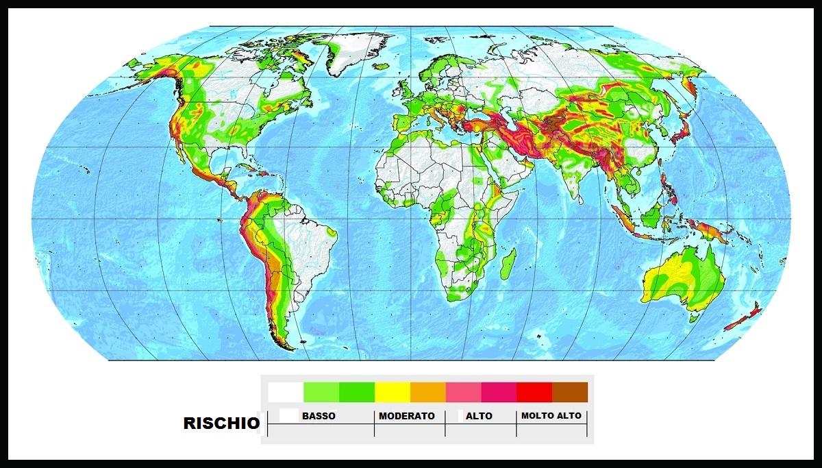 Quali sono le zone più sismiche della Terra?