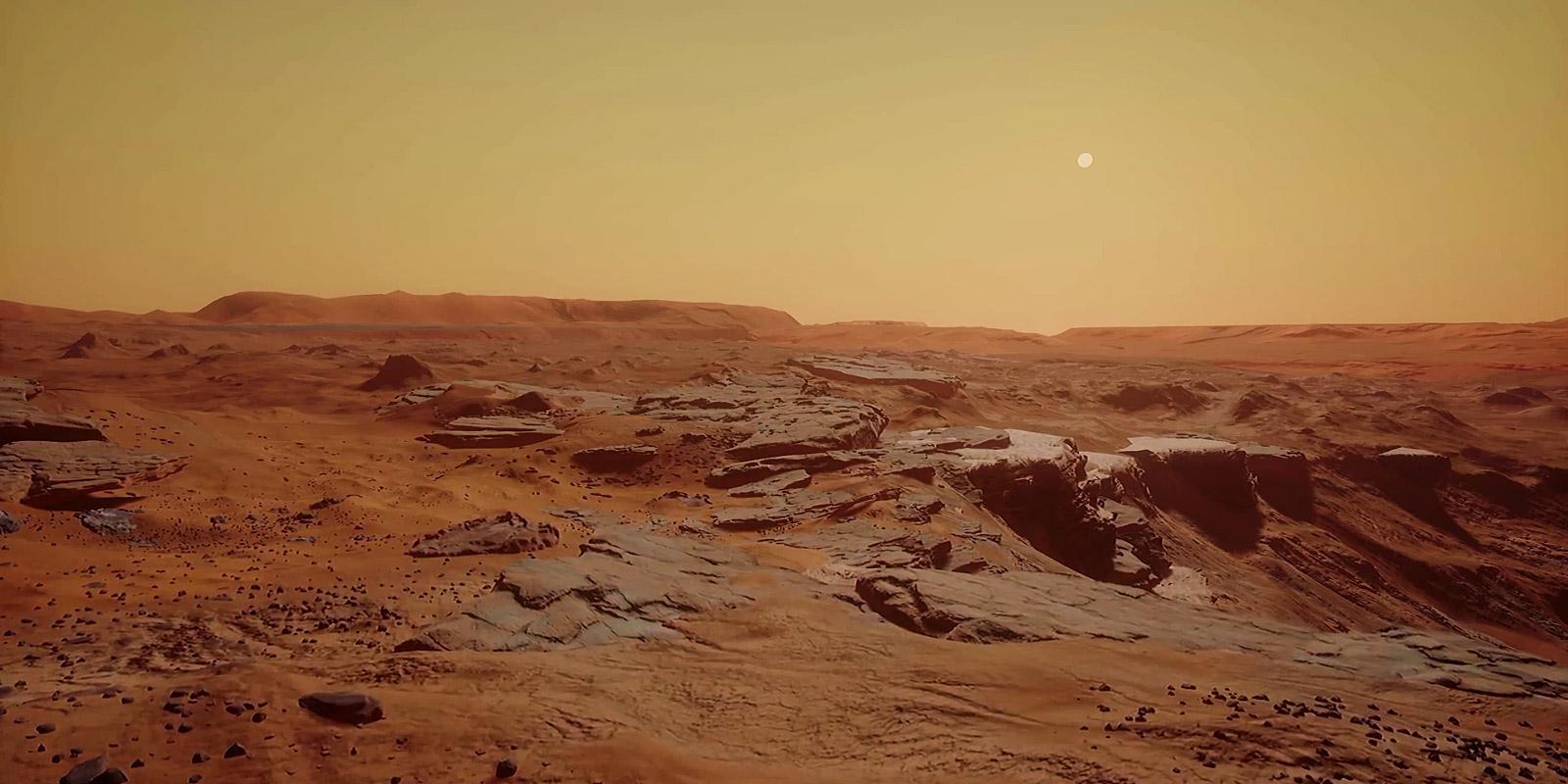 Faranno un reality su Marte?