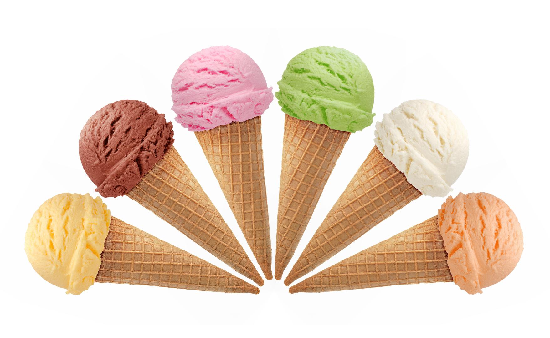 Esiste il gelato che non si scioglie?