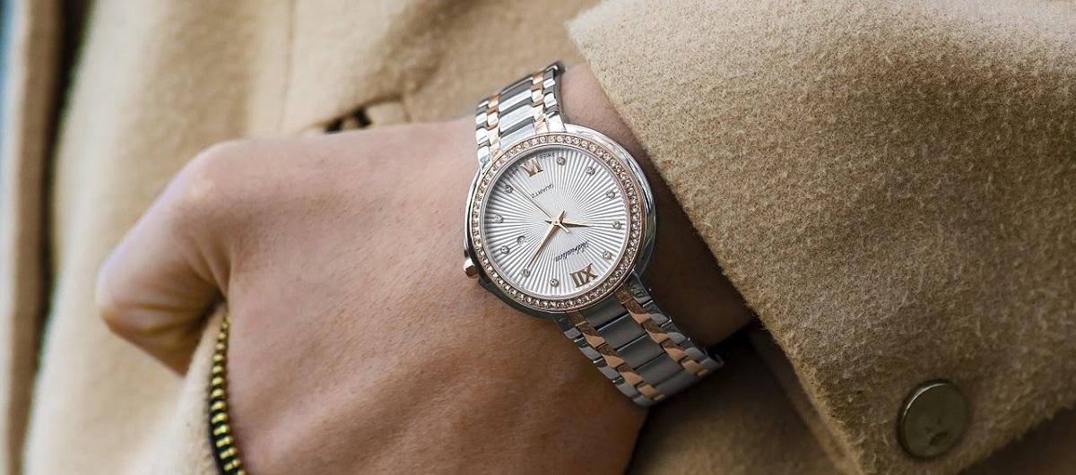 Un orologio da polso