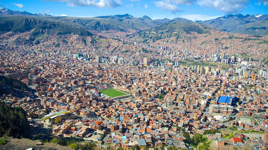 La Paz, In Bolivia, la capitale più alta del mondo