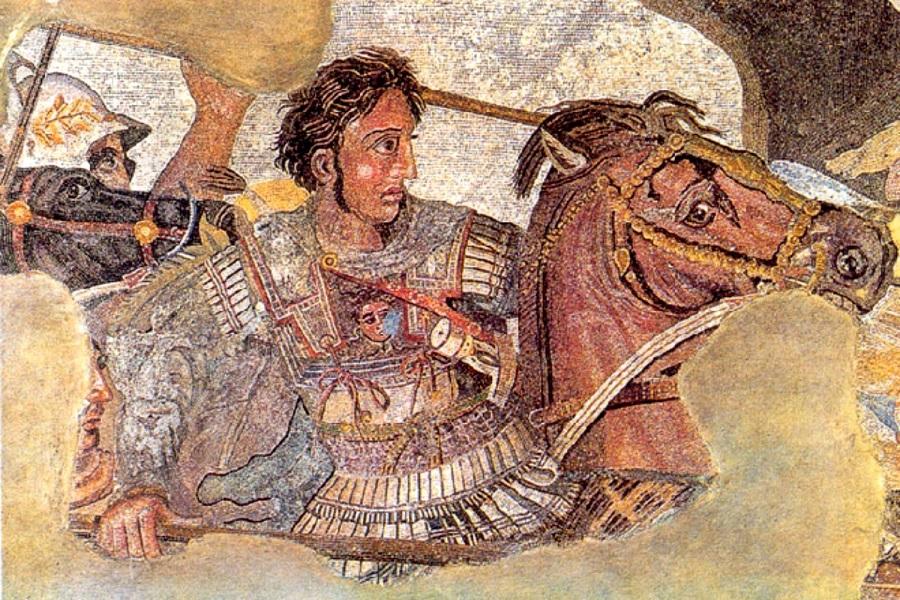I misteri sulla tomba di Alessandro Magno