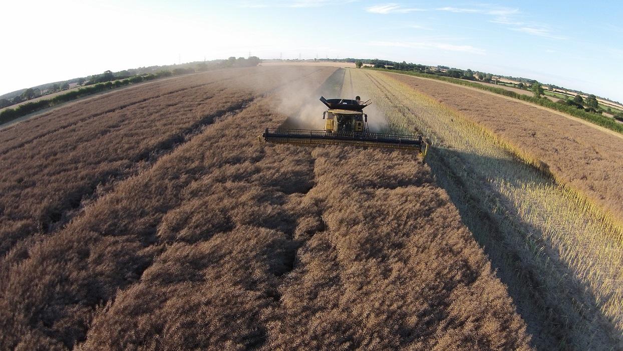 Qual è la macchina agricola più veloce del mondo?