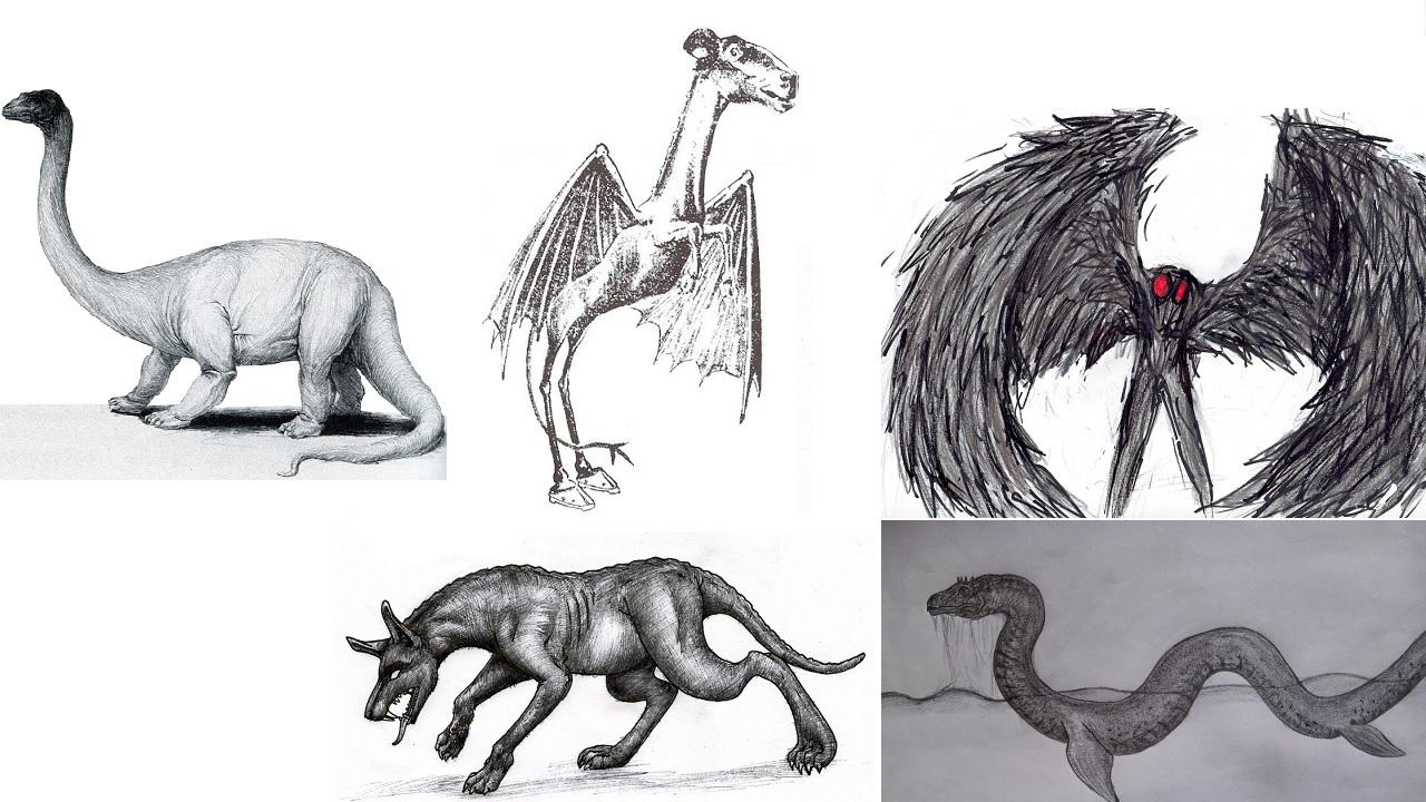 Le creature leggendarie nel mondo