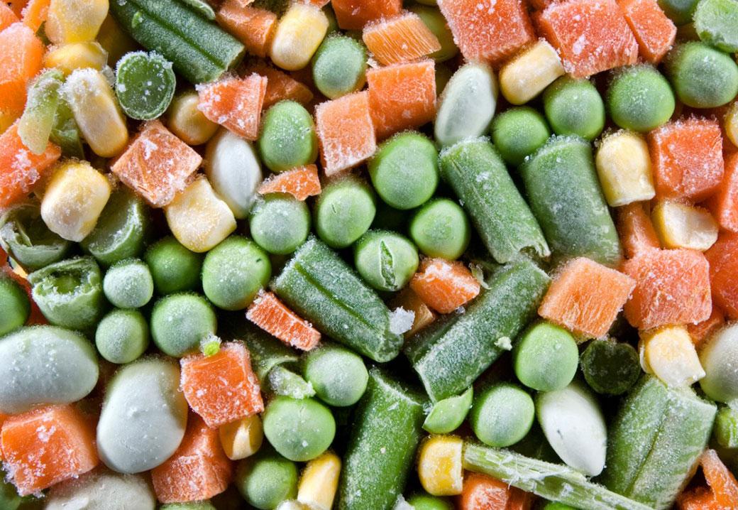 Surgelare diminuisce le qualità del cibo?
