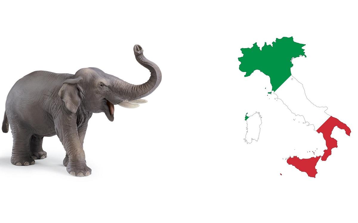 In Italia vivevano gli elefanti?