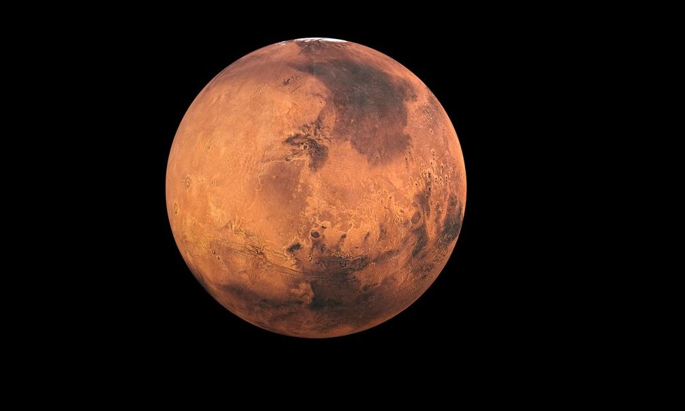 L'uomo andrà su Marte