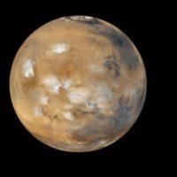 Che cosa sono le nuvole avvistate su Marte?