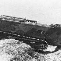 Quando sono stati usati i primi carri armati?