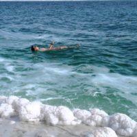 Quanto sale c'è nel Mar Morto?