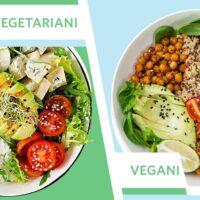 Qual è la differenza tra vegetariano e vegano?