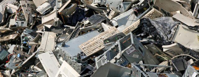 Quanti rifiuti elettronici produciamo?
