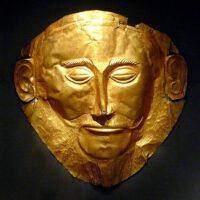Chi raffigura la maschera di Agamennone?